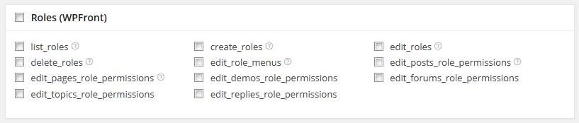 Custom Post Type Extended Permission Capabilities
